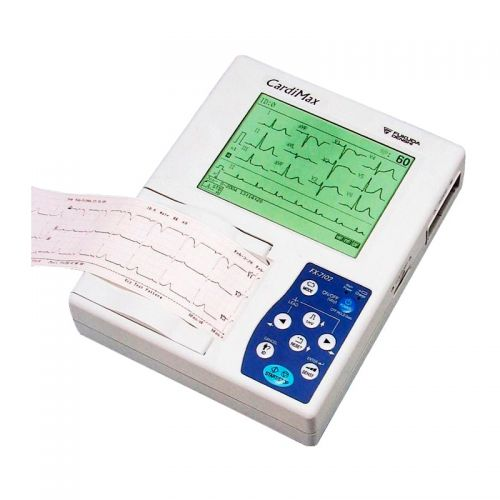 EKG FUKUDA DENSHI CardiMax FX-7102