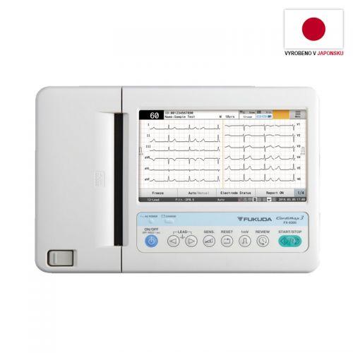 EKG FUKUDA DENSHI CardiMax3 FX-8300