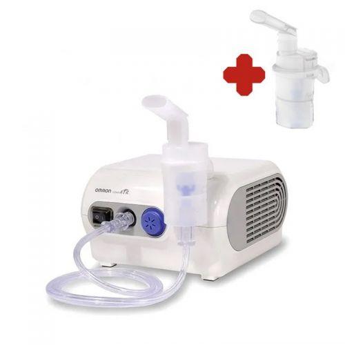 Inhalátor OMRON C28P (SET) + druhá inhalační sada