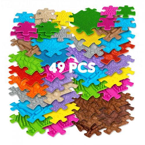 Set ortopedických podlah Muffik - DIAMANT (49 ks)